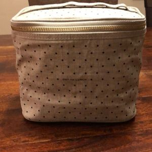 Kate spade lunch box - brand new